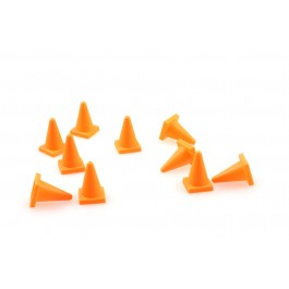 Traffic Cone Set - 10 cones