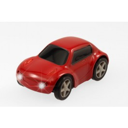 ZenWheels Micro Car - Red