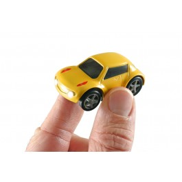 ZenWheels Micro Car in Fingers